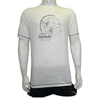 Classic White Round Neck T Shirt