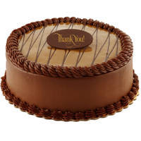 Lavish Chocolate Flavor Eggless Cake