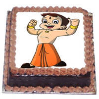 Kid s Delight Chota Bheem Cake