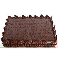 Fresh-Baked Chocolate Cake