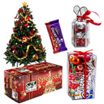 Delicate Combination of Christmas Gift Items