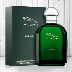 Fascinating Green Jaguar 100 ml. Perfume for Men