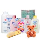Dashing Johnson Baby Care Gift Arrangement