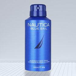 Robust Looking Nautica Blue Deodorant