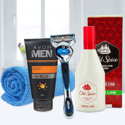 Adept Shaving Combo for Men