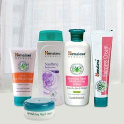 Bright Himalaya Total Care Gift Hamper for Women