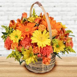 Magnificent Love Bouquet of Seasonal Fruits