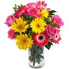 Fragrant Embracing Pureness Flower Arrangement