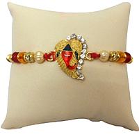 A Divine Rakhi of Lord Ganesha