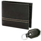 Smart Pioneer Men's Wallet and Key Chain Brought to You by Avon