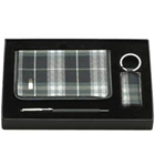 Gift Set of Key Ring with Diary & Pen