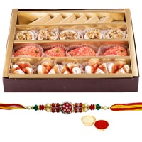 <font color=#FF0000>Haldiram</font>s Assorted Sweets N Thali