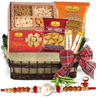 Lovely Wrapped Rakhi Hamper