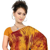 Ravishing Women's Georgette Saree from Suredeal