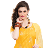 Astonishing Yellow Coloured Salwar Kameez with Dupatta