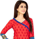 Attractive Printed Salwar Suit from Welcome Brand