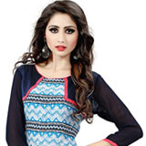 Graceful Cotton Printed Kurti