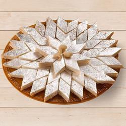 Delish Bliss Kaju Pak Sweets Box from Haldirams