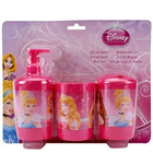 Attractive Bathroom Set from Disney Princess