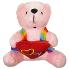 Stylish Lucas Teddy Bear With Unlimited Happiness