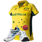 Outstanding Fast Bowler Mitchell Johnson Bowling Kit