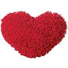 Cuddly & Romantic Red Heart Shape Love Cushion