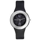 Eye-Catching Designed Analog Round Dial Ladies Watch from Sonata