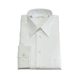 White Shirt from Raymonds<br>(Fabrics cotton)