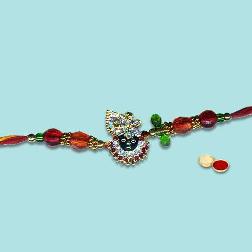 Beatific Krishna Rakhi