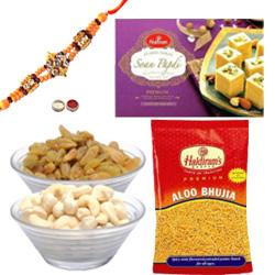 Trendsetting Treasure Treat for Rakhi Occasion