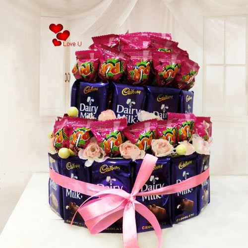 Order Chocolate Arrangement Online