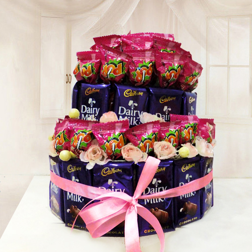 Send Birthday Gifts To Mumbai Cakes Same Day At