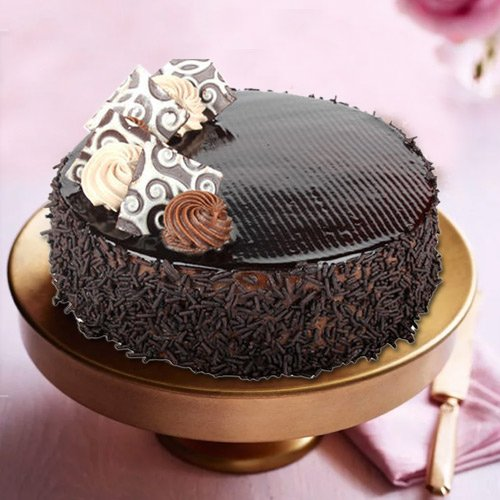Lip Licking Truffle Cake