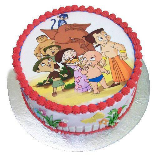 Shop Chota Bheem Cake Online