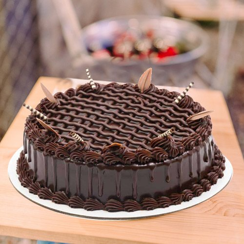 Palatable Appeal 3 4 Star Bakery 1 Lb Chocolate Cake