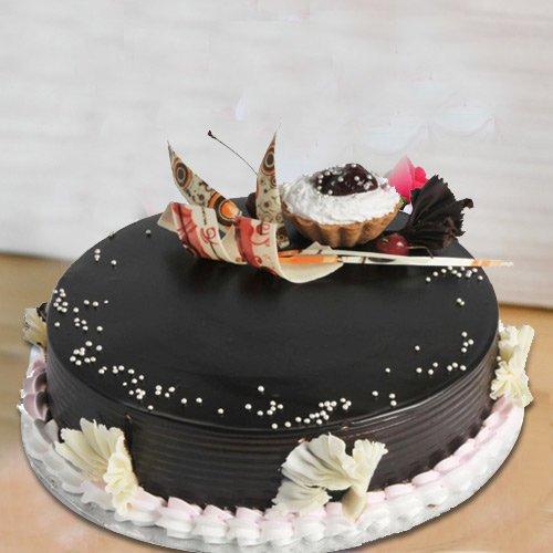 Astonishing 2 Kg Truffle Cake from 3/4 Star Bakery
