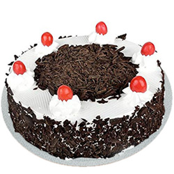 High Quality B Day Black Forest Cake