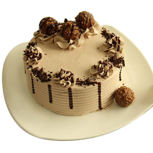 Deliver Online Ferrero Rocher Chocolate Cake