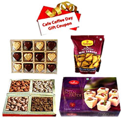 Non-Satiable Desire Dry Fruits and Chocolate Hamper