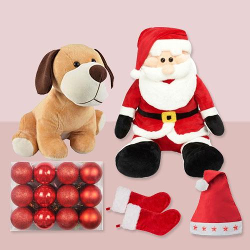 Attractive Christmas Presentation with Celebration Spirit
