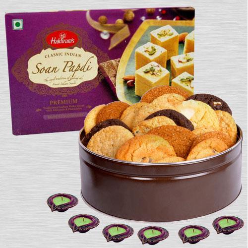 Sweets n Cookies Combo Gift