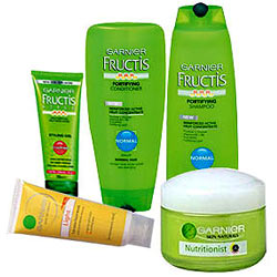 Skin and Hair Care Pack from Garnier