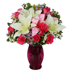 Gift Online Bunch of Seasonal Flowers