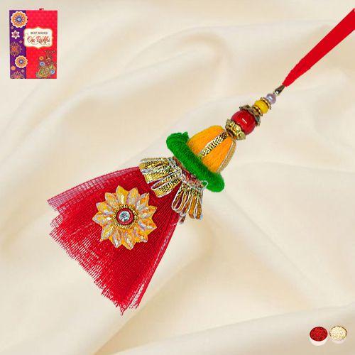 Designer Lumba Festive Rakhi