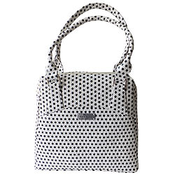 Snazzy Garnish Ladies Leather Handbag from Rich Born
