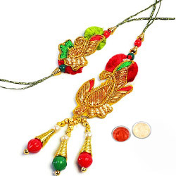 Arresting One Rakhi Lumba Set for Bhaiya Bhabhi
