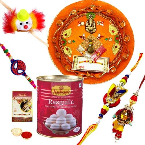 Sweet Rakhi Surprises