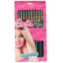 Barbie Complete Stationery Set