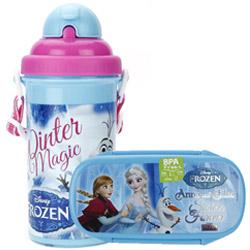 Fantastic School Time Disney Frozen Tiffin Set