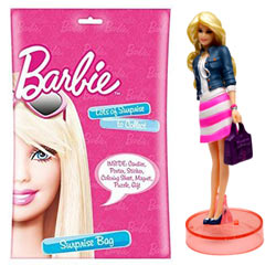 Fancy Collection of Surprise Bag with Barbie Figurine